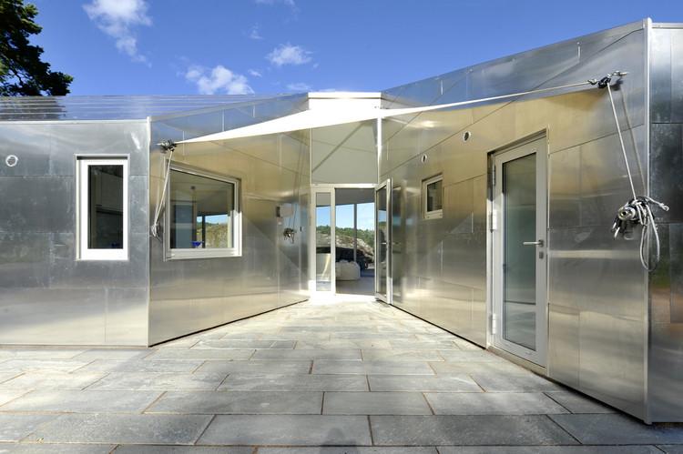 La Cabaña de Aluminio / JVA, © Nils Petter Dale