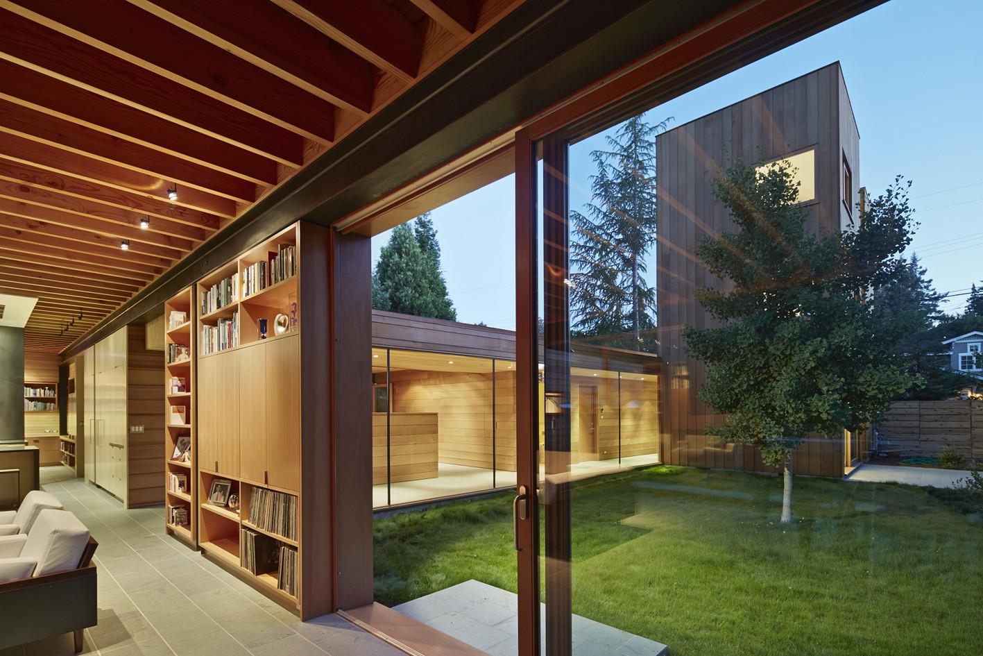 Low/Rise House / Spiegel Aihara Workshop, © Bruce Damonte