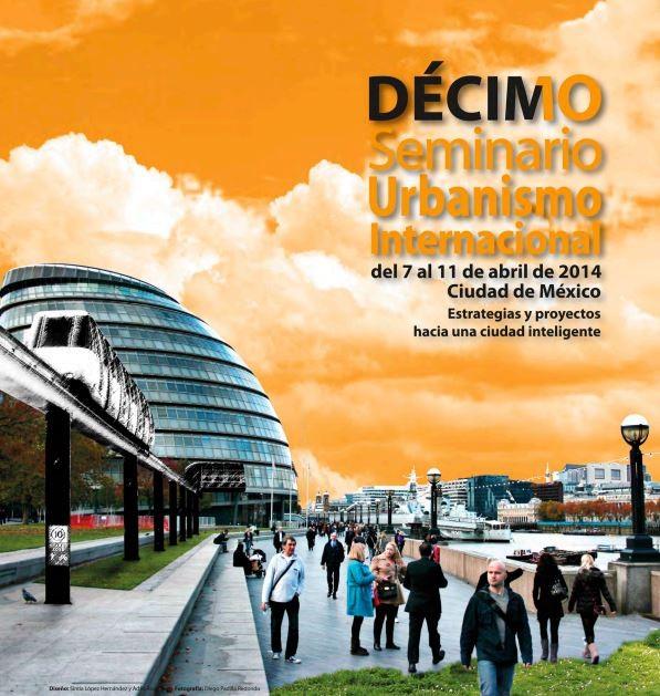 10mo Seminario Urbanismo Internacional