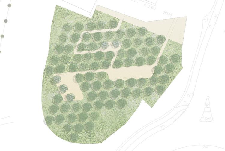 Planimetría / Distrito de Torrero