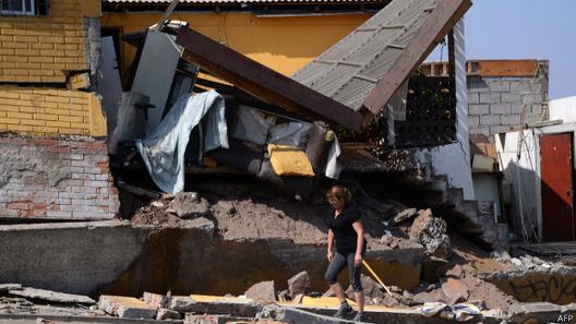 Experiencias Constructivas en Chile: Aprendiendo de Cada Terremoto, Courtesy of BBC Mundo