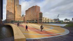 Puente peatonal Lex van Delden  / Dok Architecten