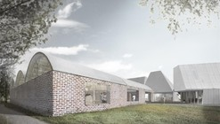 Tham & Videgård Design New Building for Denmark's Krabbesholm Højskole School of Art & Design
