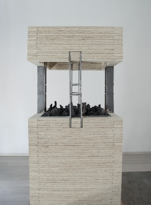 Pieza Komorebi / ARS Atelier de Arquitecturas, Cortesía ARS° Atelier de Arquitecturas