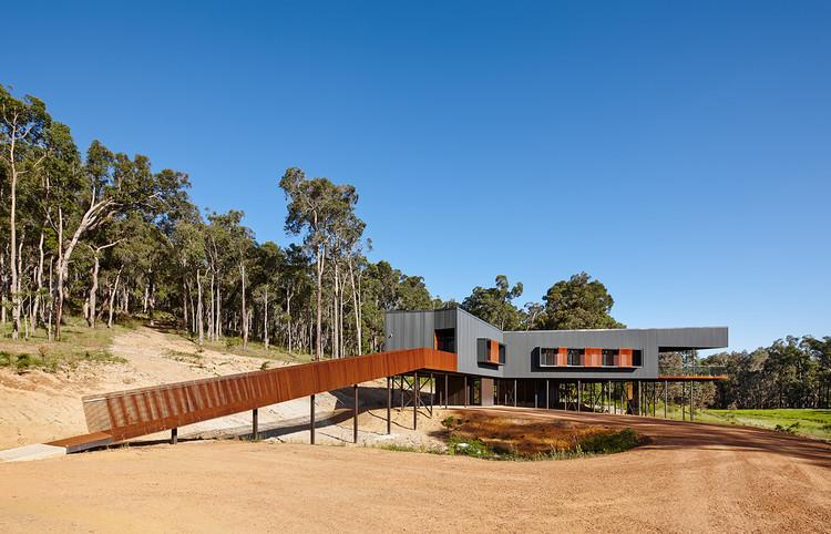 Casa de Vacaciones en Nannup / Iredale Pedersen Hook Architects, © Peter Bennetts