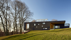Jesuit Community Center at Fairfield University / Gray Organschi Architecture