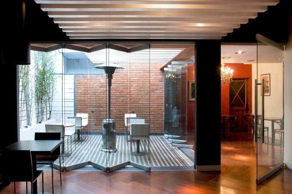 Puerta Plegable TAURO / Area Divisiones de Ambientes / Spatii