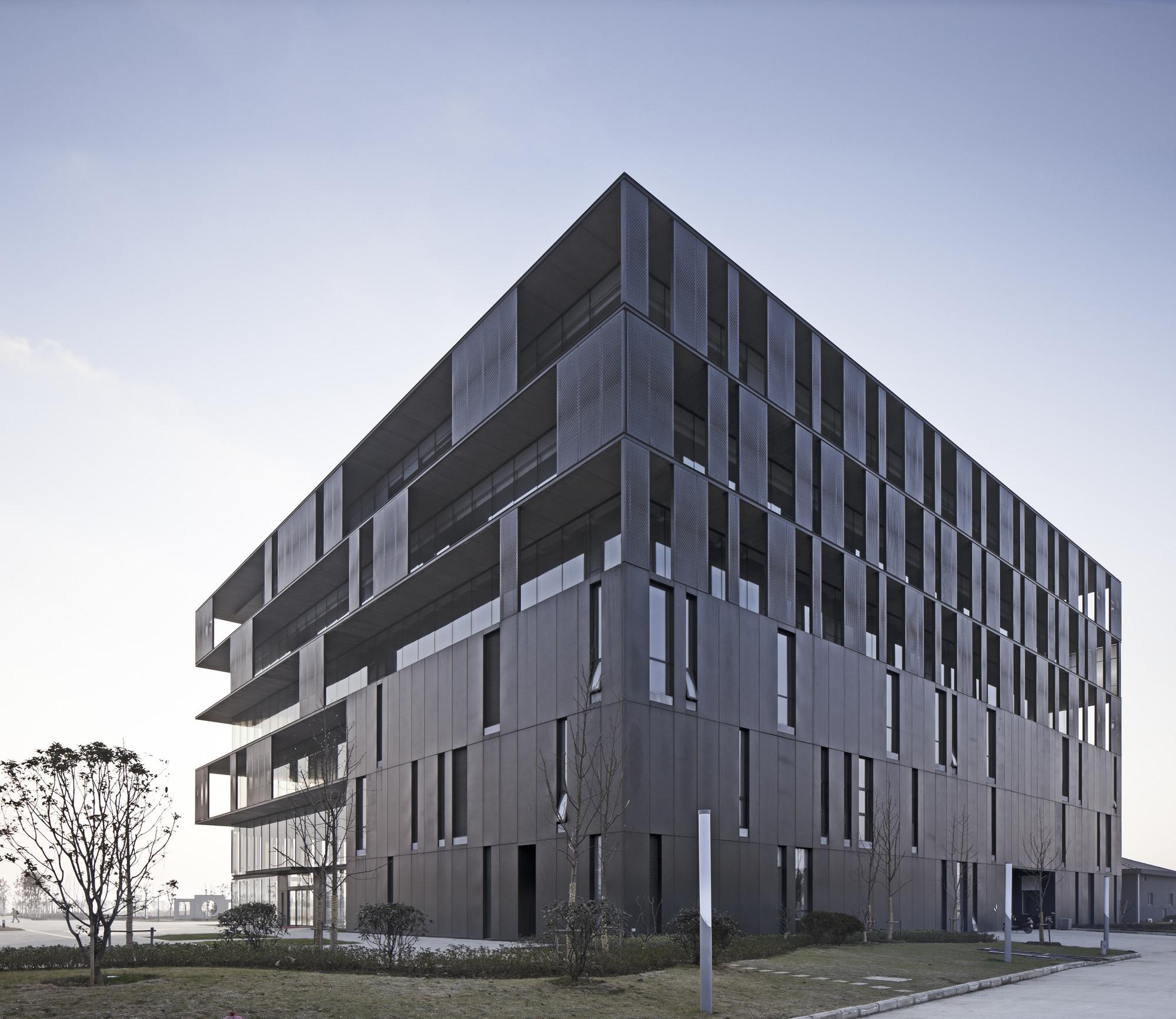 Wuxi Memsic Semiconductor Headquarter / UDG China, Courtesy of UDG China