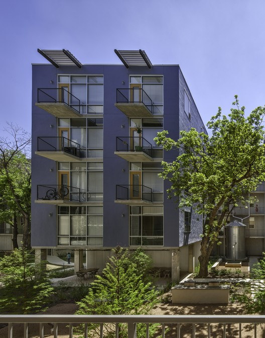 1221 Broadway; San Antonio /Lake|Flato Architects