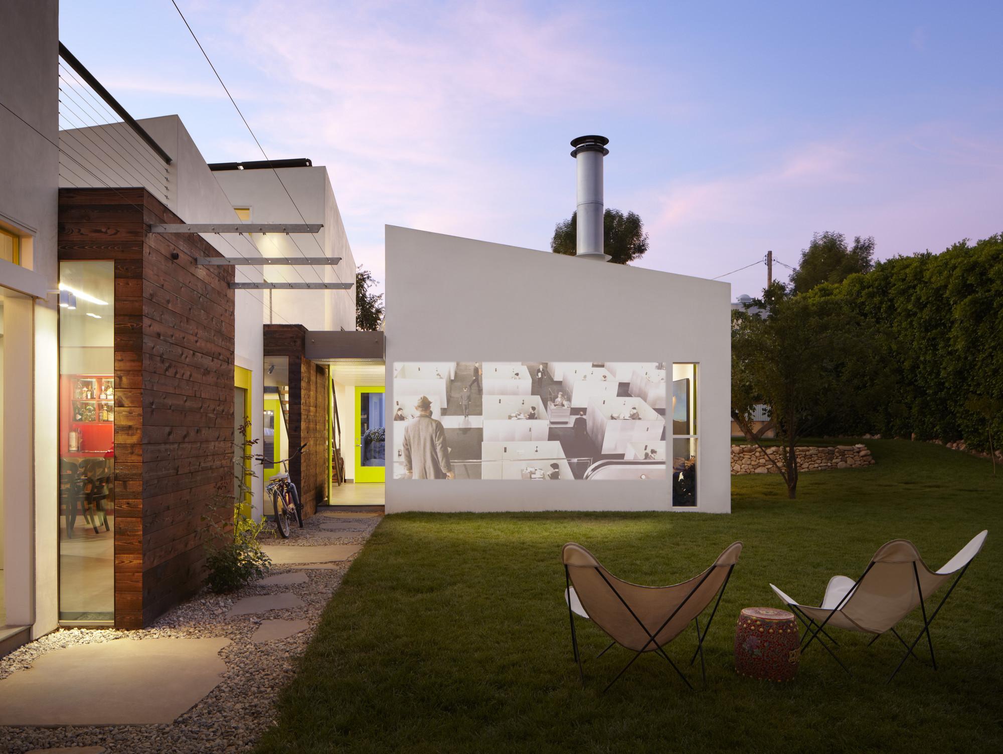 Informal House; South Pasadena, CA /Koning Eizenberg Architecture, Inc.