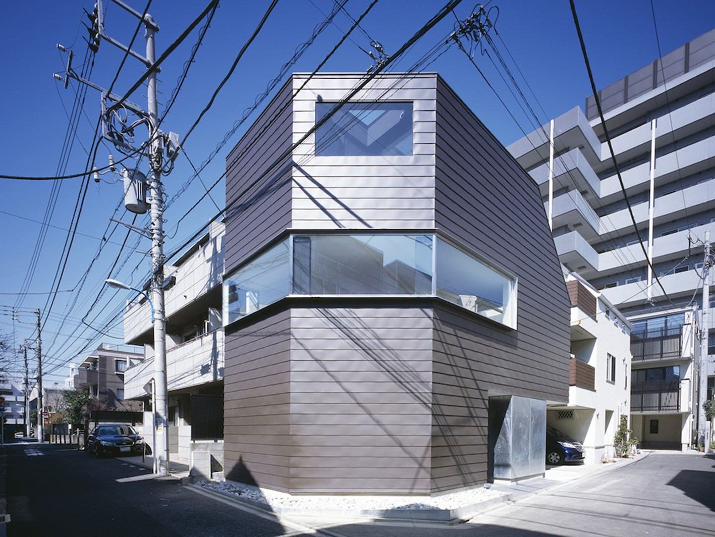 Cave Residence / APOLLO Architects & Associates, © Masao Nishikawa