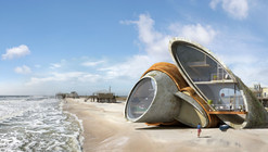 Surreal Renderings of Disaster-Resistant Structures