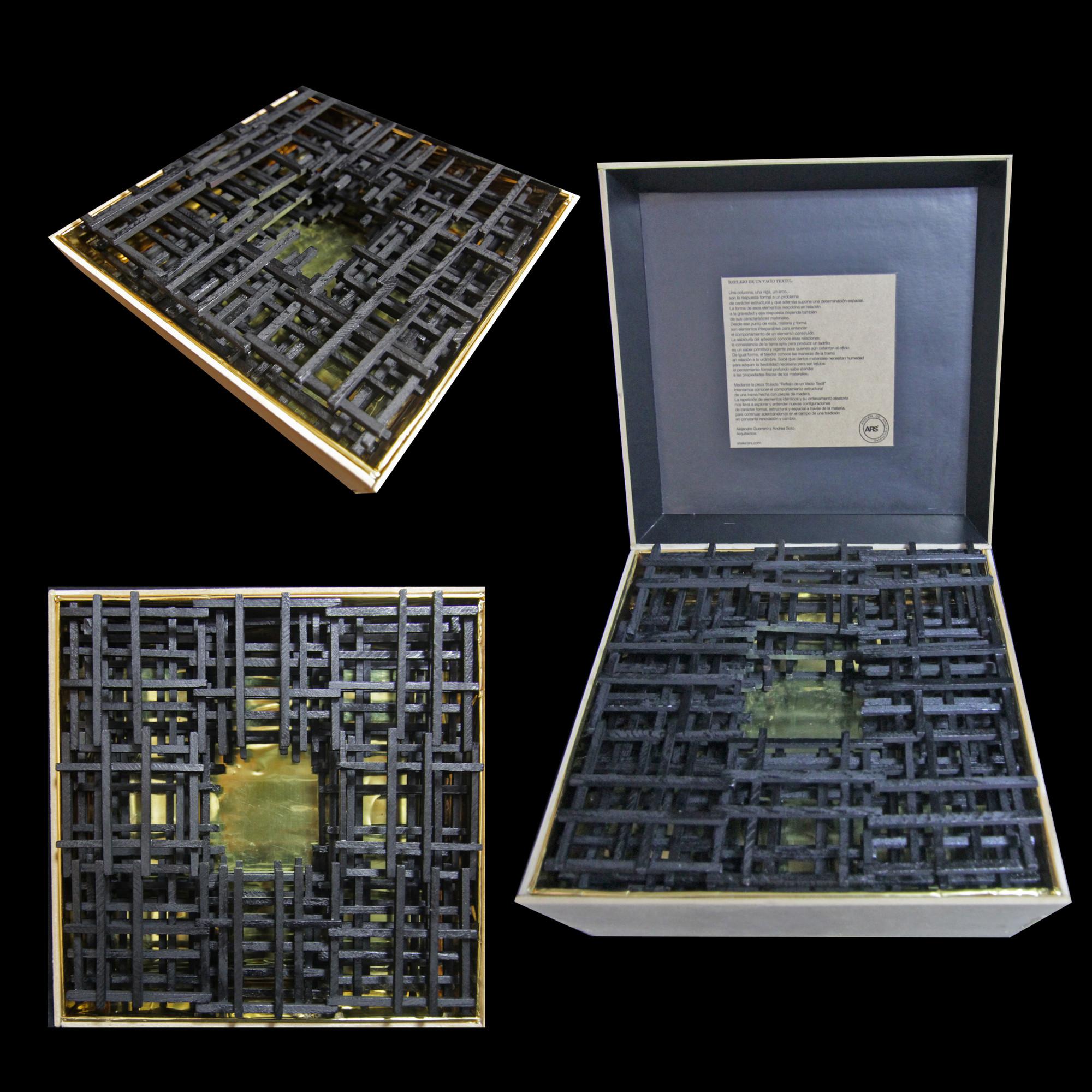 Pieza-Caja de ARS Atelier de Arquitecturas