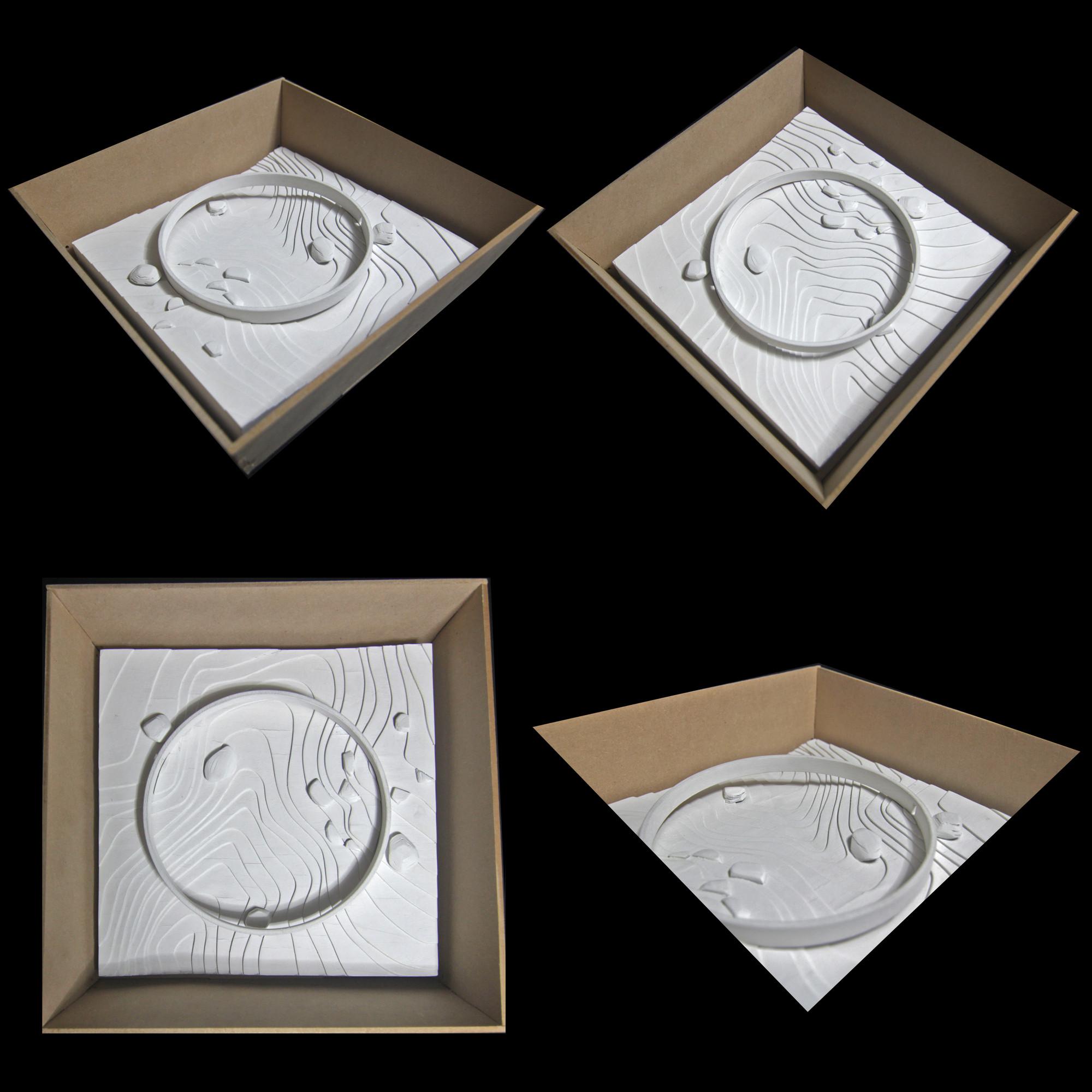 Pieza-Caja de Dellekamp Arquitectos
