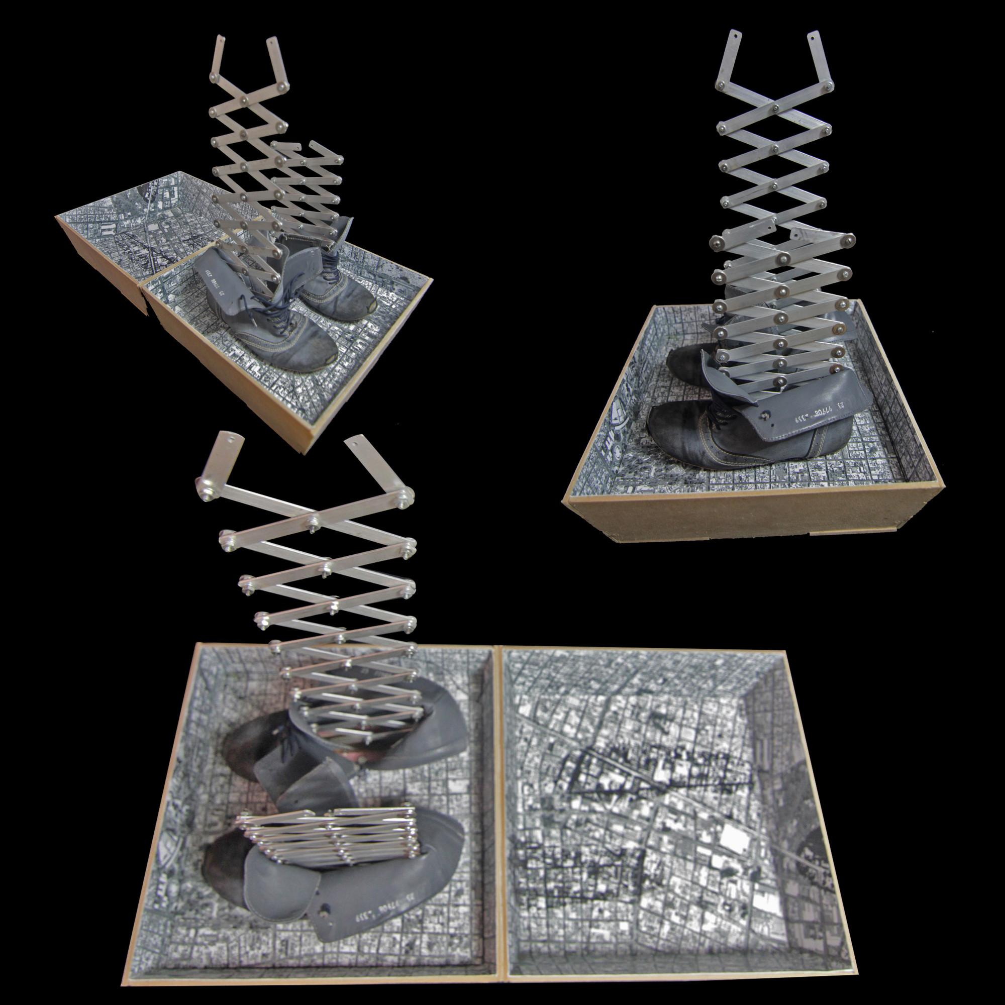 Pieza-Caja de Juan Ignacio Castiello Arquitectos
