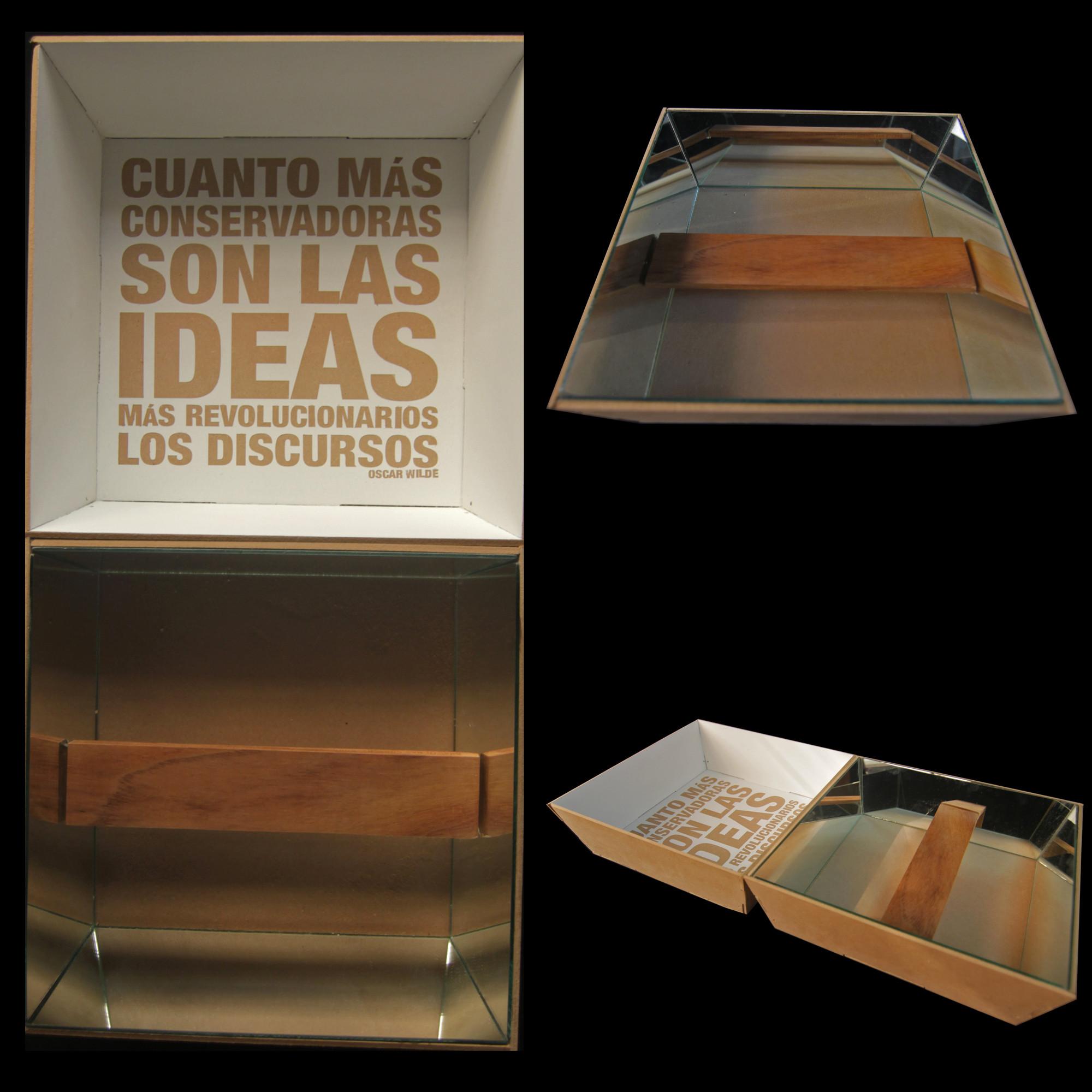 Pieza-Caja de Luis Aldrete