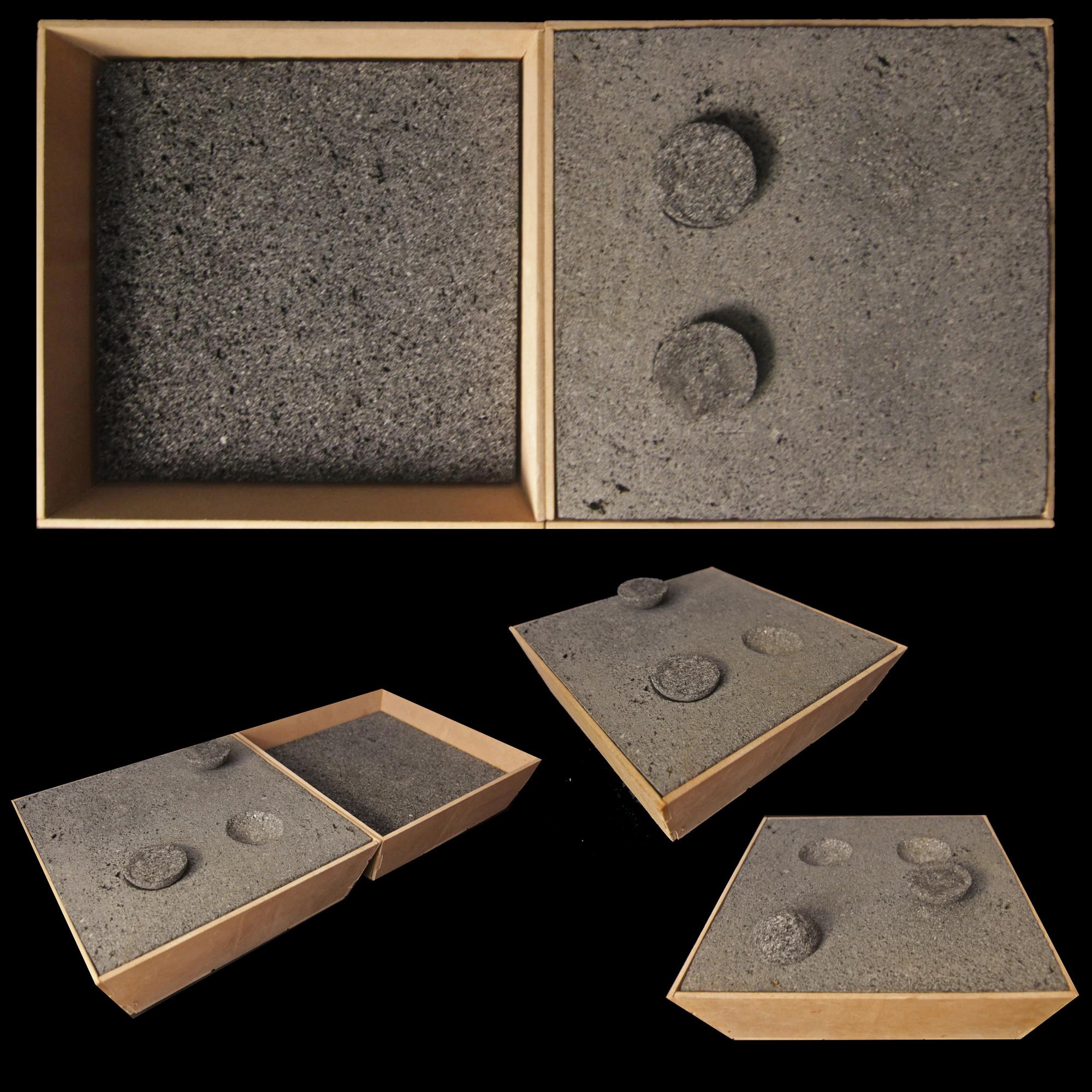 Above MM Parte tres: Exposición de piezas-cajas mexicanas en España, Pieza-Caja de Macías Peredo Arquitectos