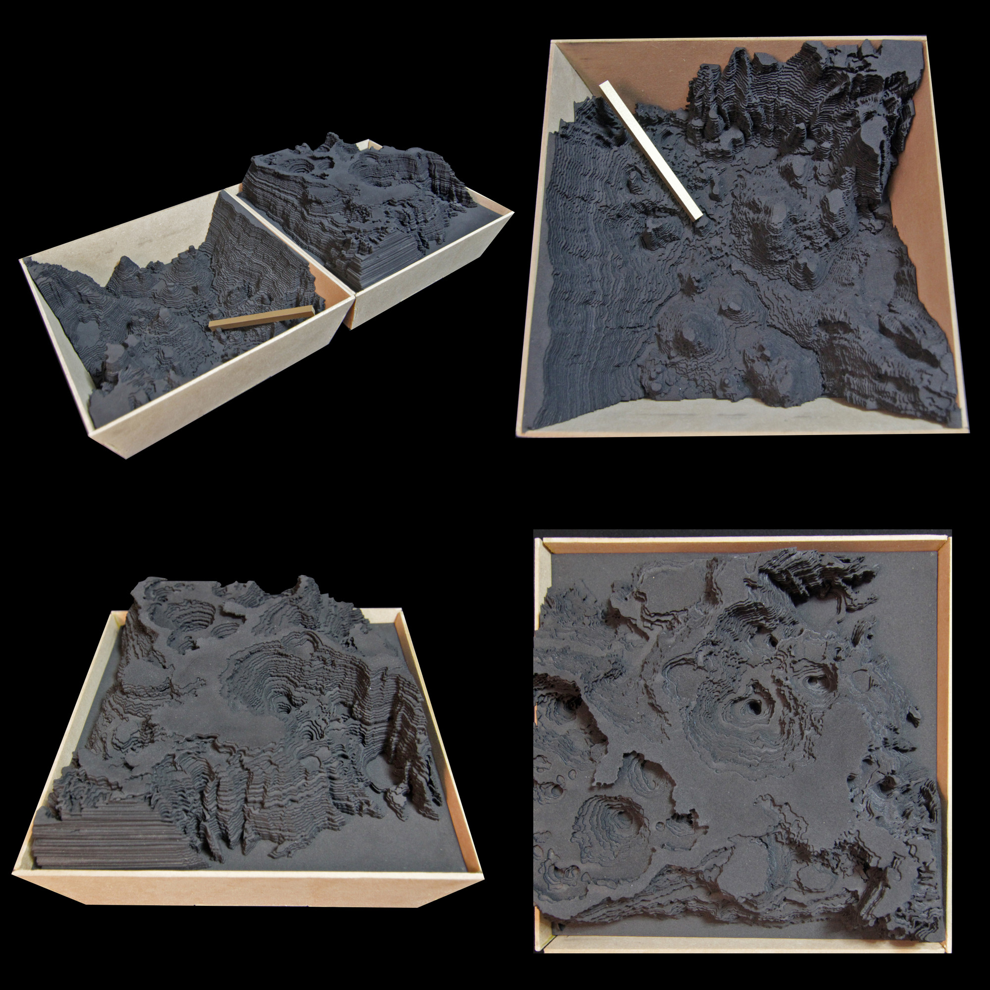 Pieza-Caja de Taller Veinticuatro