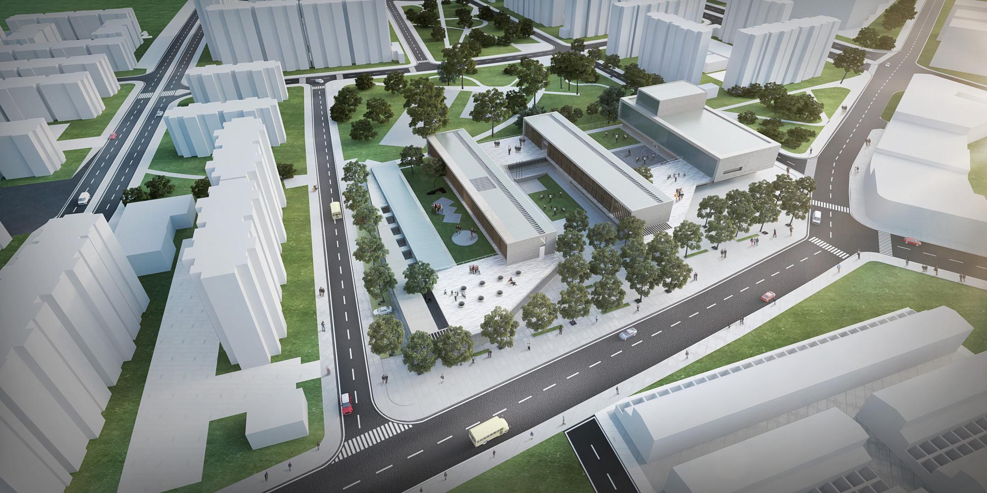 Courtesy of JAC arquitectos + Mauricio Bravo Coral