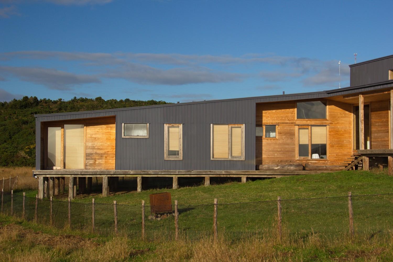Galeria de casa aguantao fones arquitectos 16 for Arquitectos para casas