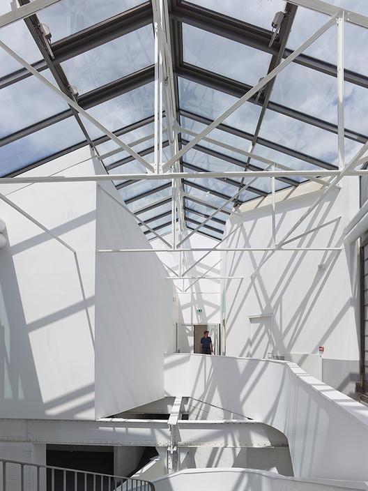 Business Incubator / h2o architectes, © Stéphane Chalmeau