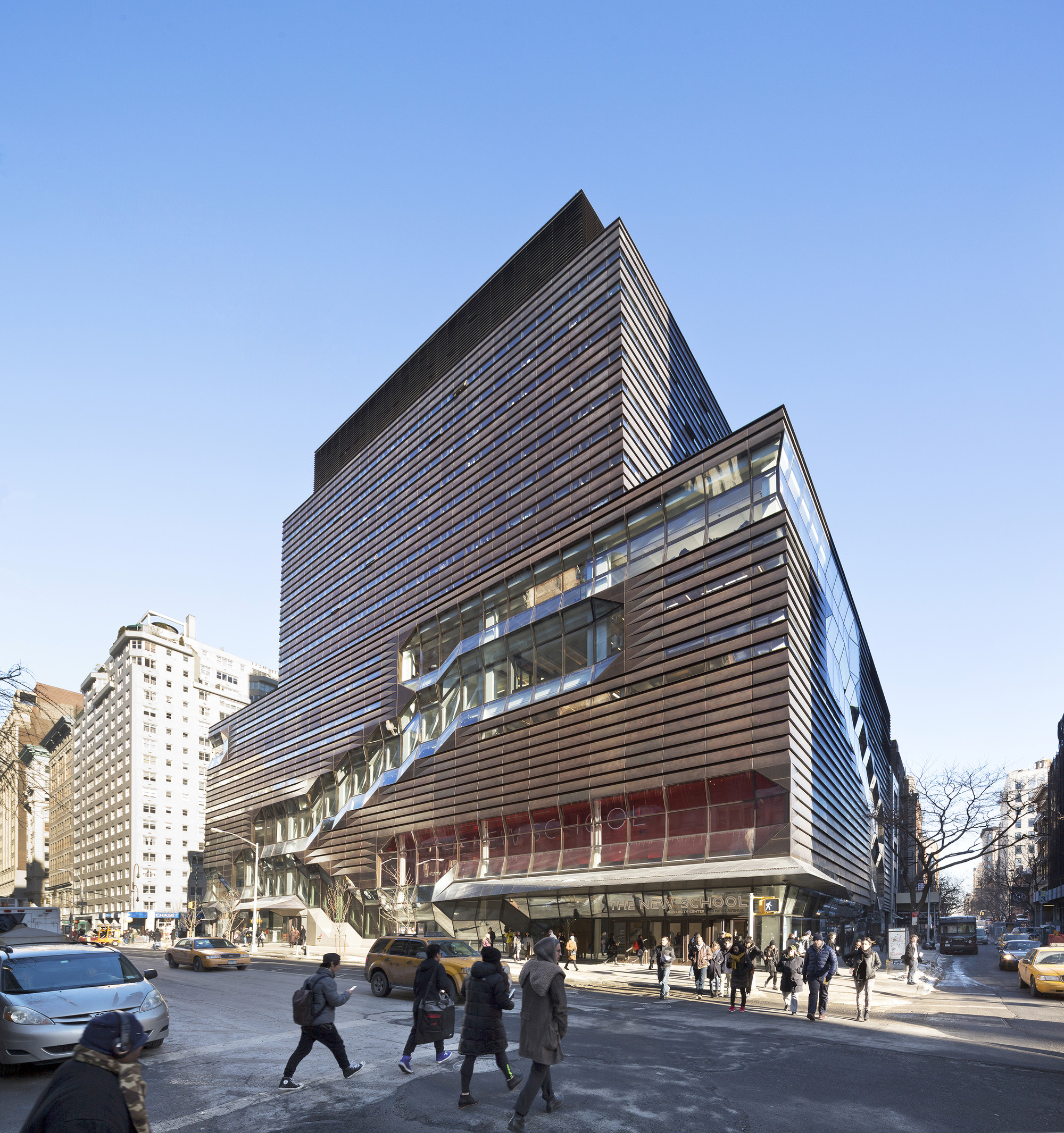 High Quality The New School University Center,© James Ewing Great Pictures