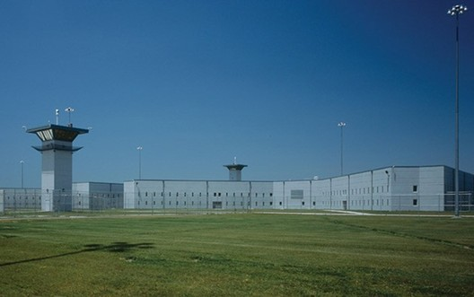 Foreign governments, especially those in the developing world, are courting US prison architects in their search for 'modern' designs