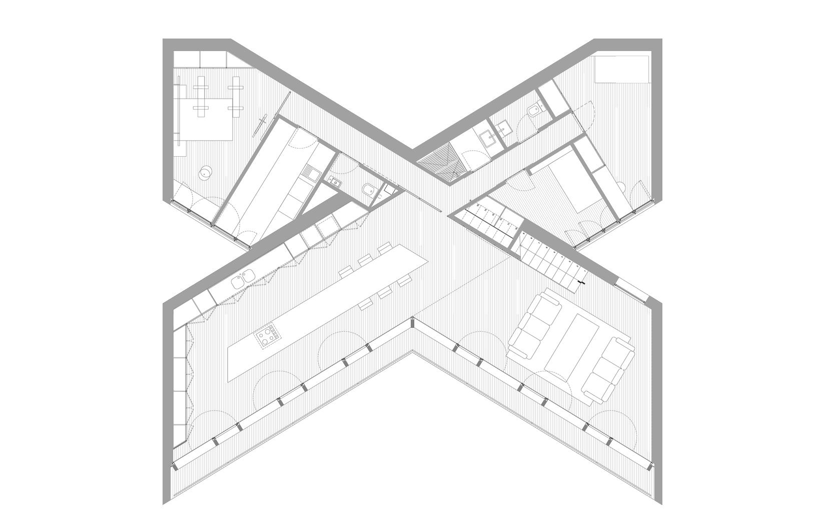 Casa X / Cadaval & Solà-Morales