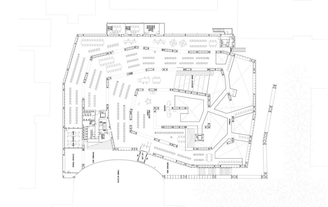 Biblioteca y Museo de la Facultad de Artes de Musashino / Sou Fujimoto