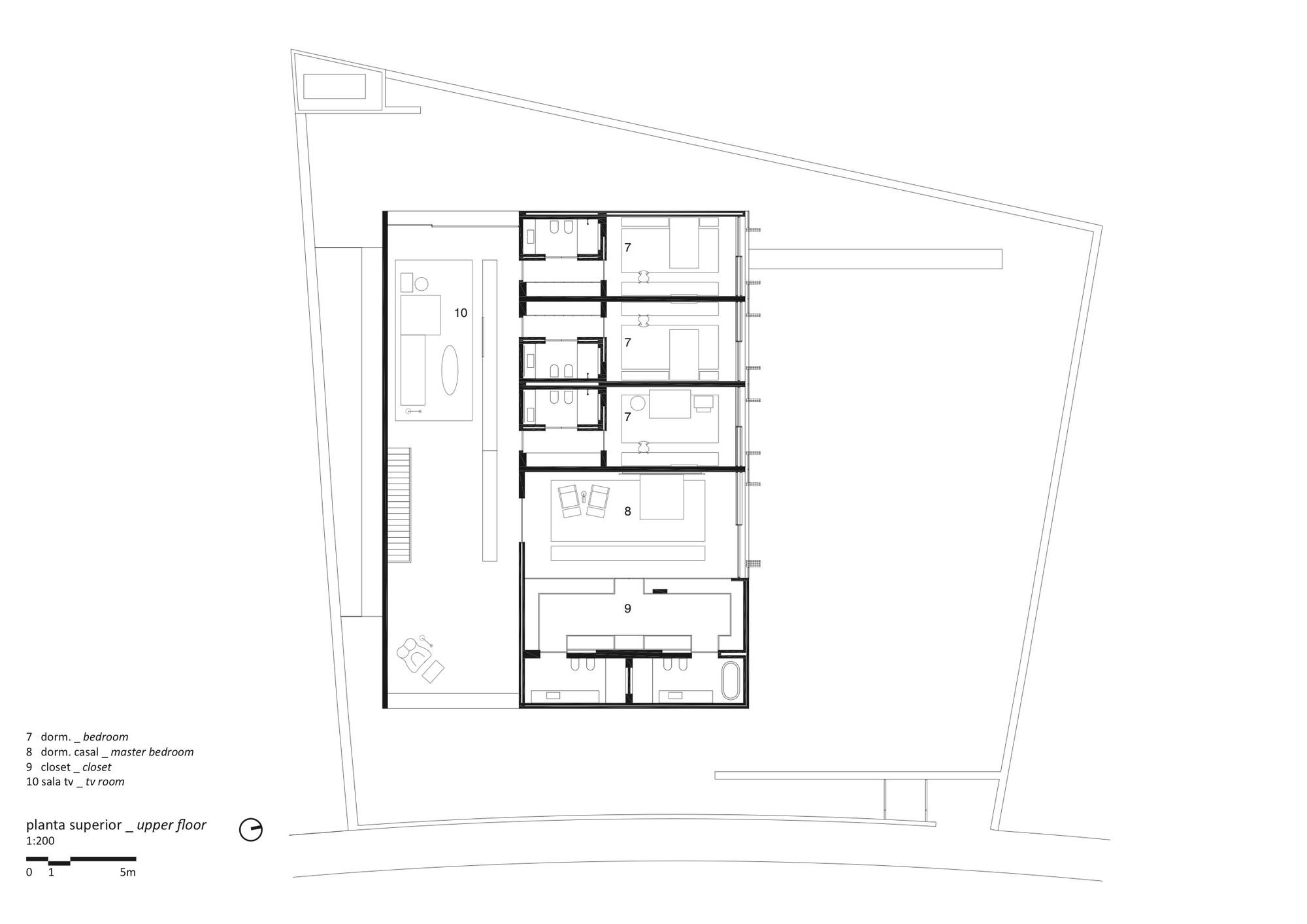 Gallery of ipes house studio mk27 marcio kogan lair for Marcio kogan plans