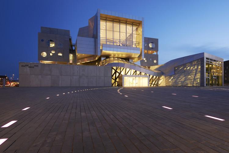 Casa de la Música / Coop Himmelb(l)au, © Martin Schubert