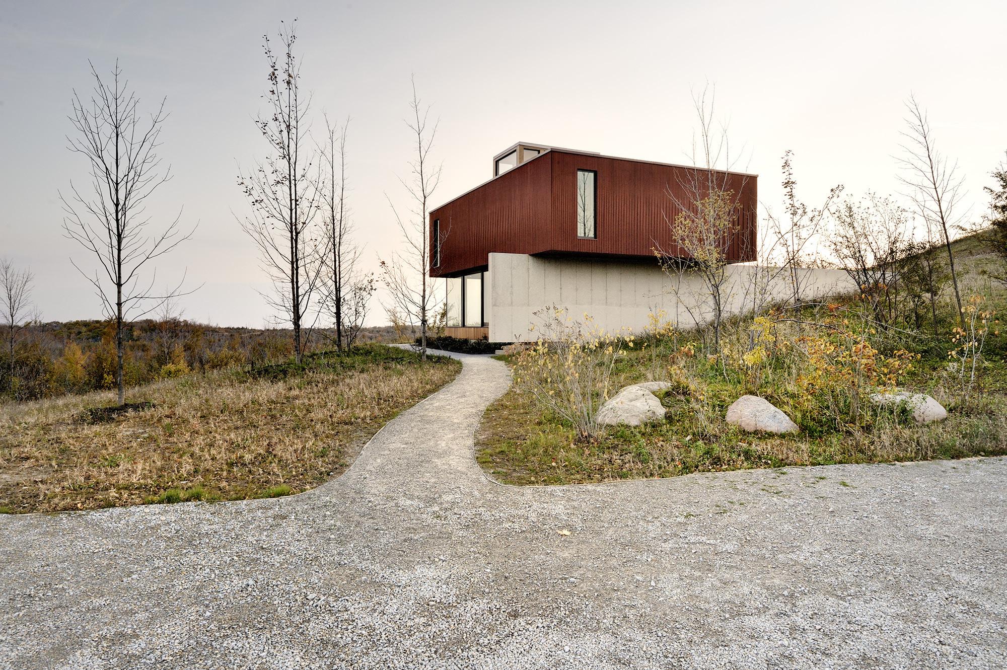 Williamson Chong to Receive RAIC's Emerging Practice Award, Frogs Hollow / Williamson Chong Architects. Image © Bob Gundu