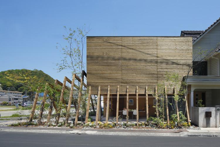 "Galería de Confort COCOCHI ""UTSUWA"" / UID Architects, © Koji Fujii/Nacása & Partners Inc"