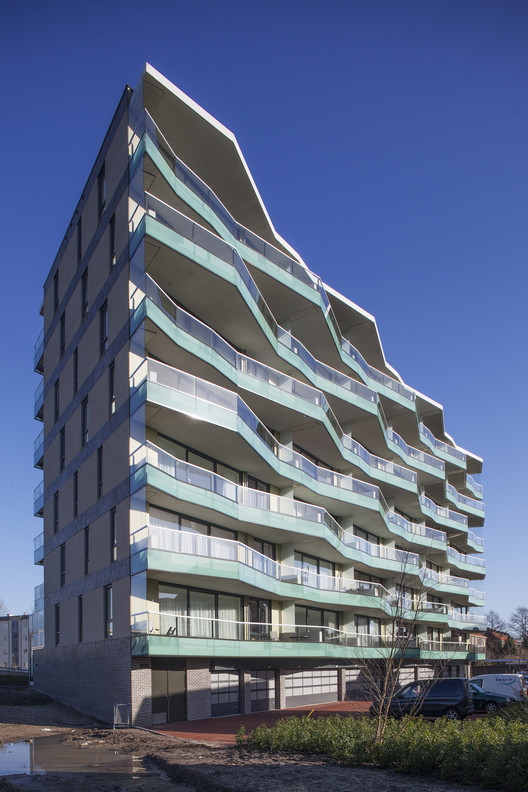 Nieuw Leyden Block / Arons en Gelauff Architecten, © Luuk Kramer