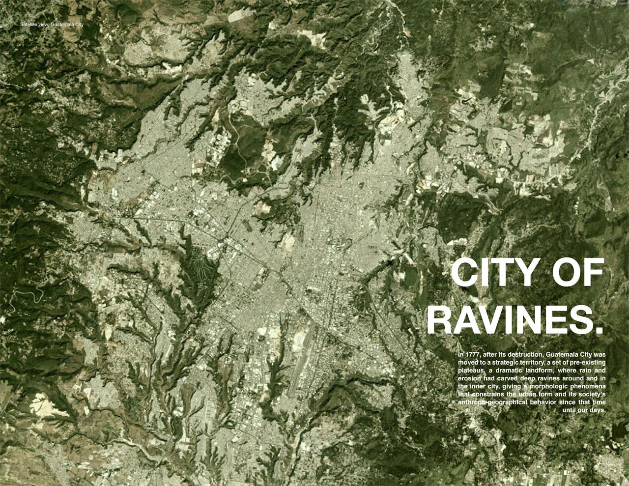 Ciudad de Barrancos. Image Courtesy of oficiocolectivo