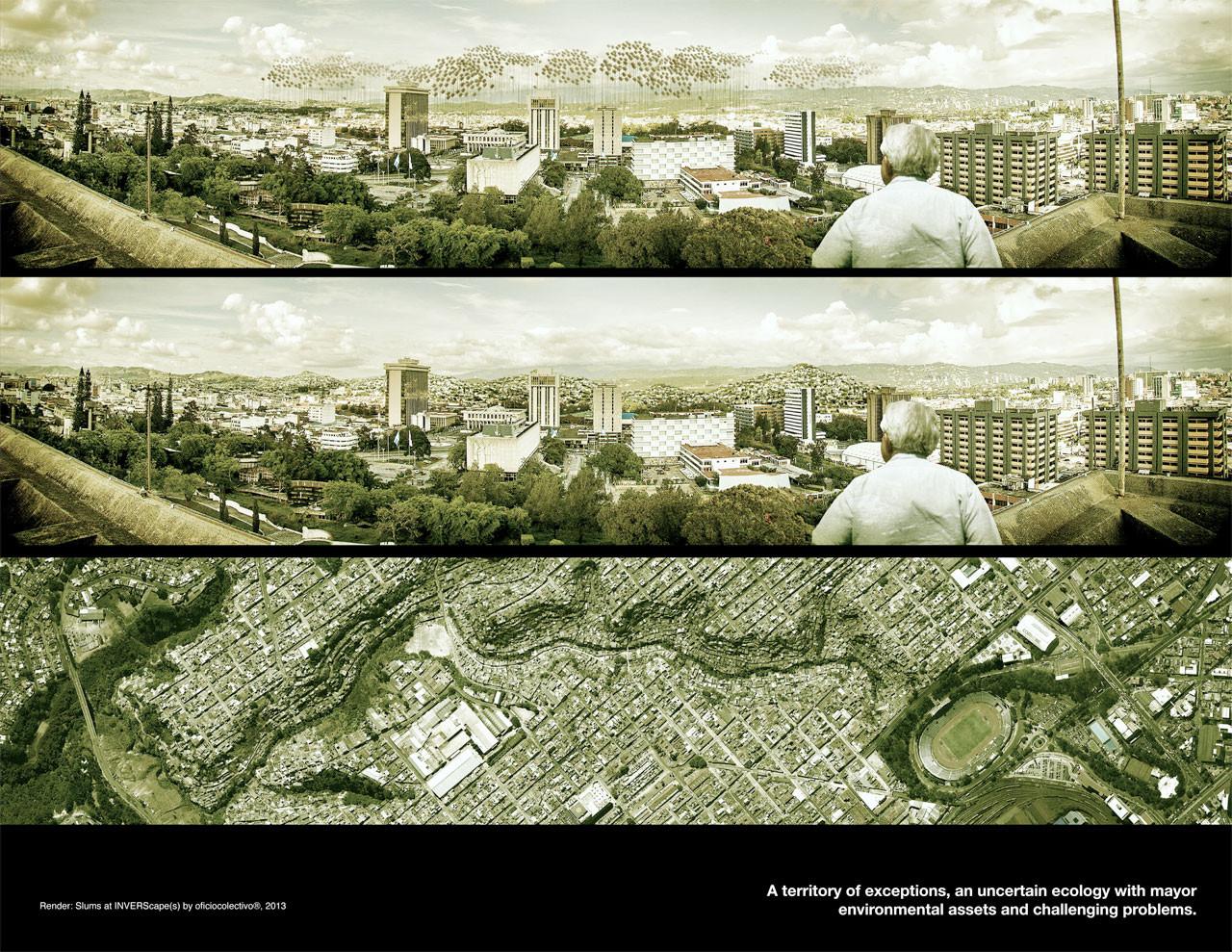 INVERScape(s) Barranco Invertido - La Limonada. Image Courtesy of oficiocolectivo