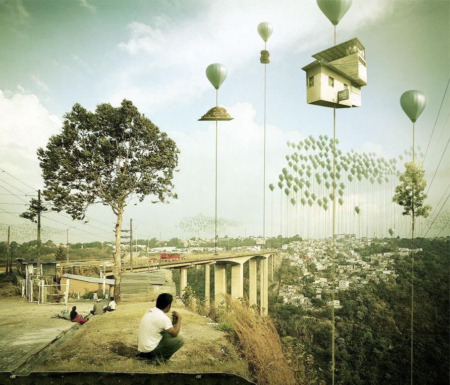 INVERScape(s) por oficiocolectivo: Revalorizando los Barrancos de Ciudad de Guatemala, Courtesy of oficiocolectivo