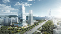 HENN Wins Competition to Design Wenzhou High-Rise