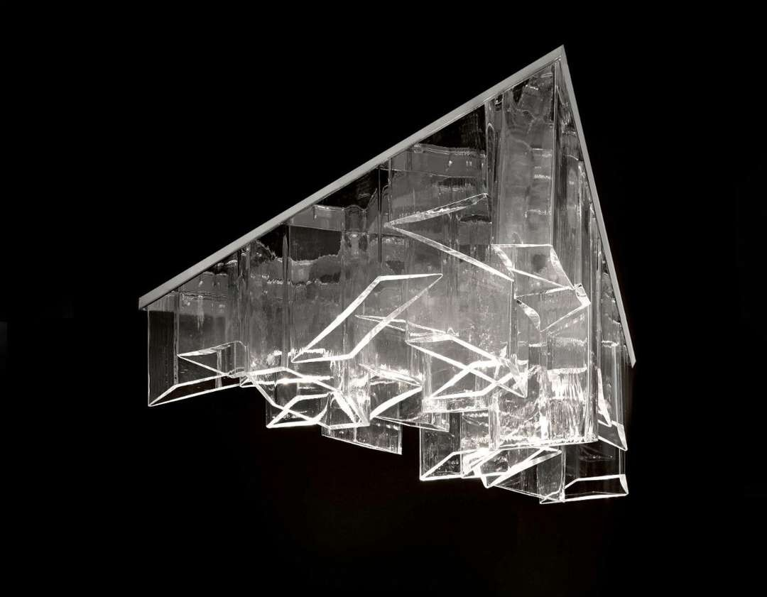 Daniel Libeskind for Lasvit: ICE