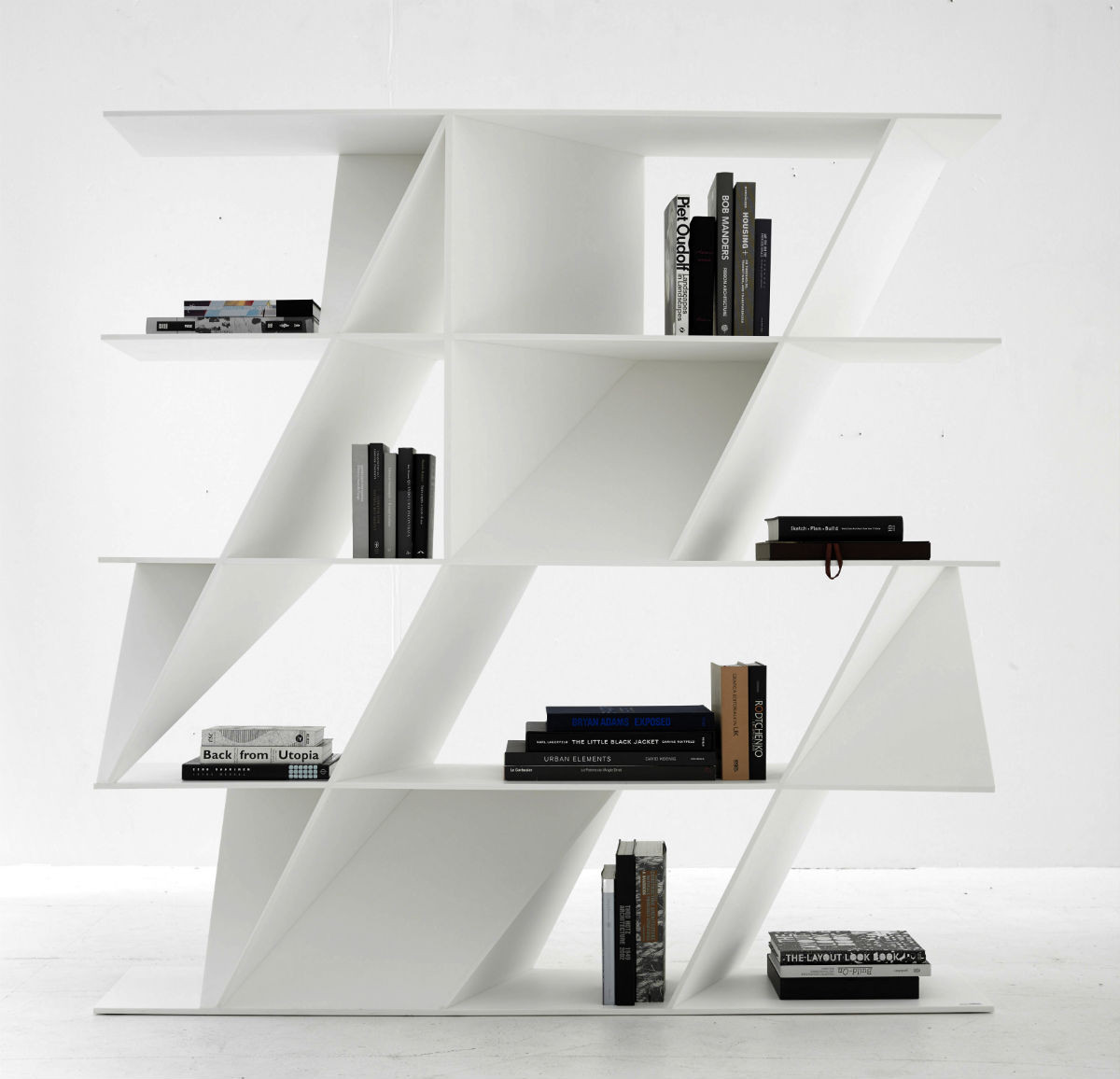 Daniel Libeskind for Poliform: Web