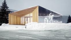 Pavillon D'acceuil De Flaine / R-Architecture