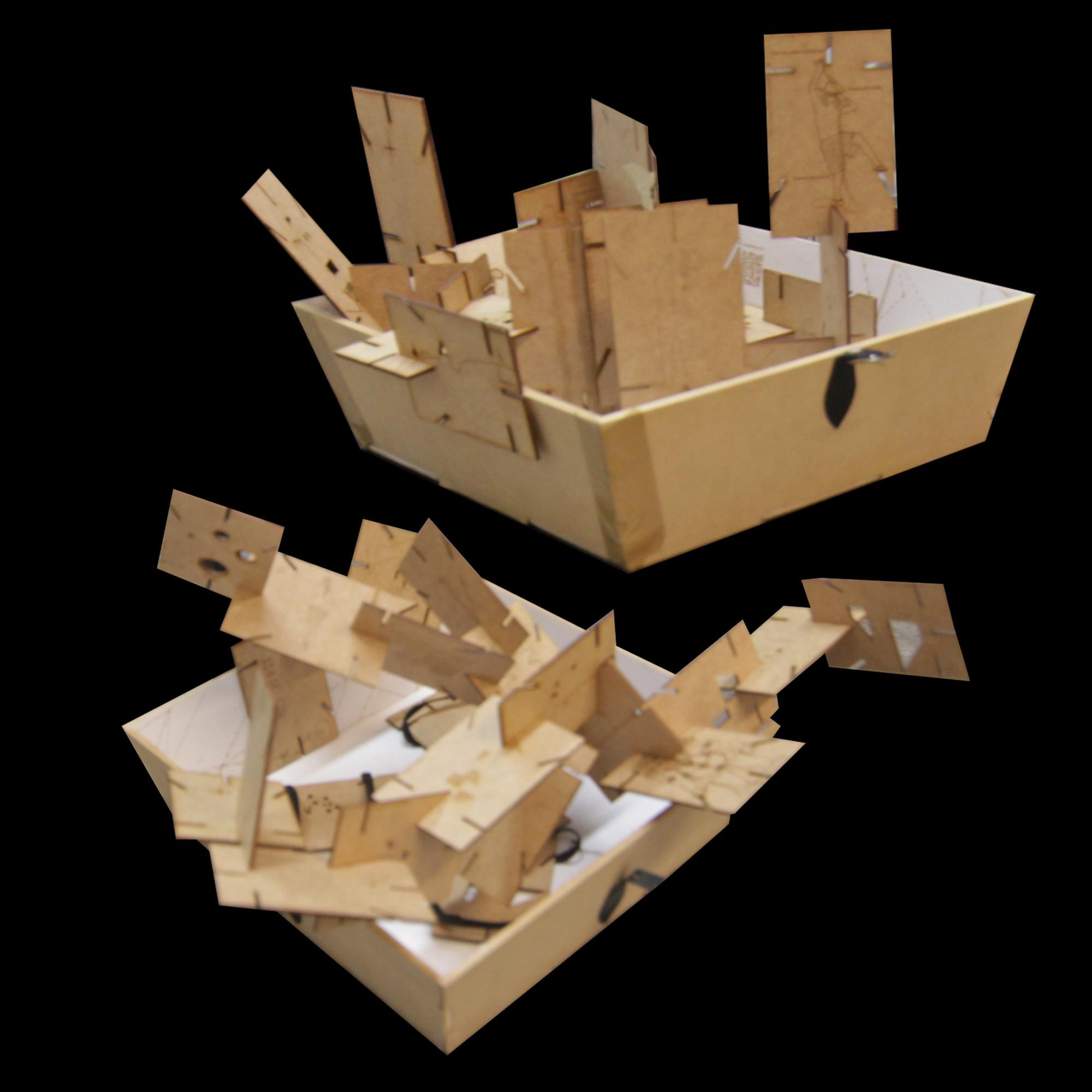 Pieza-Caja de Papalagi