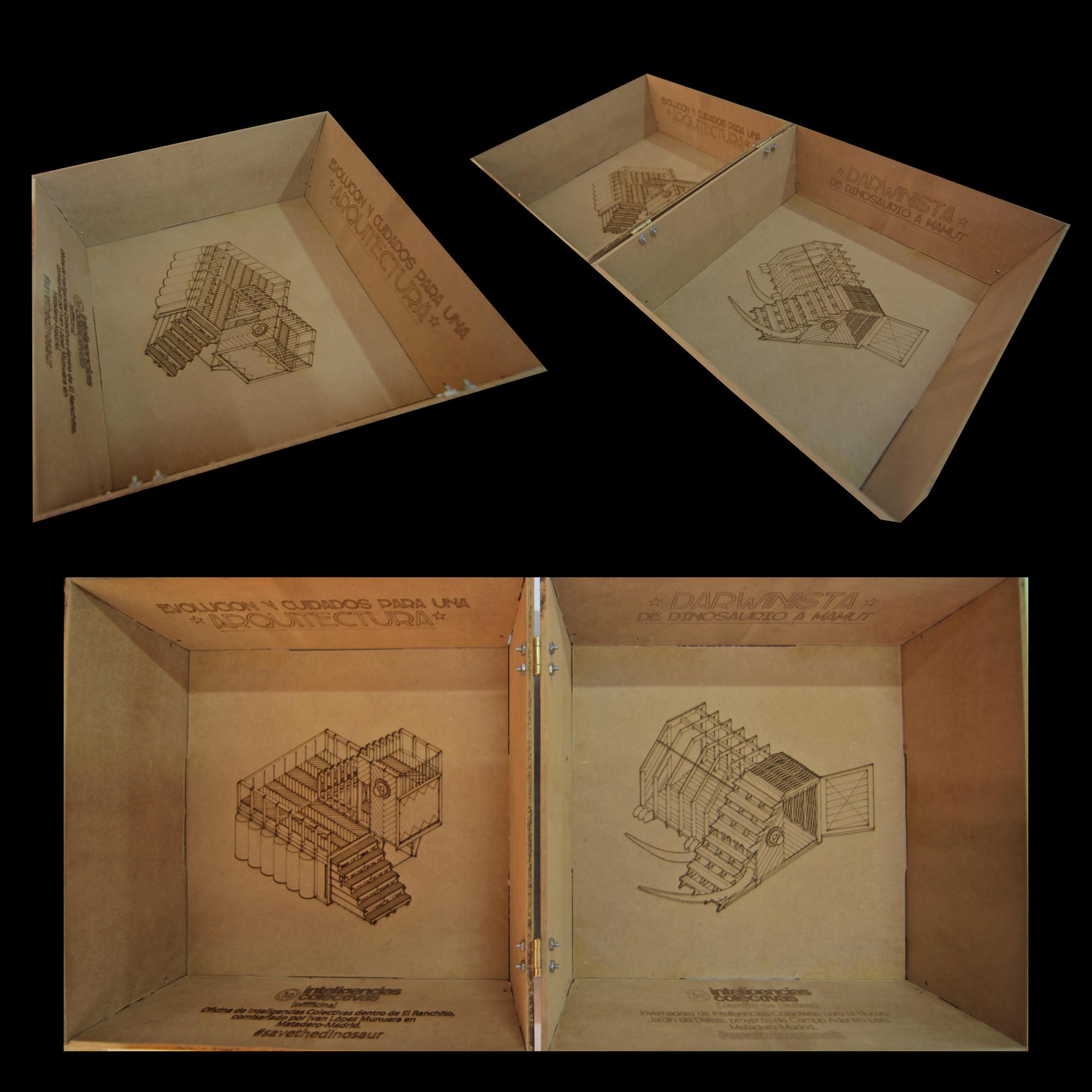 Pieza-Caja de Zuloark