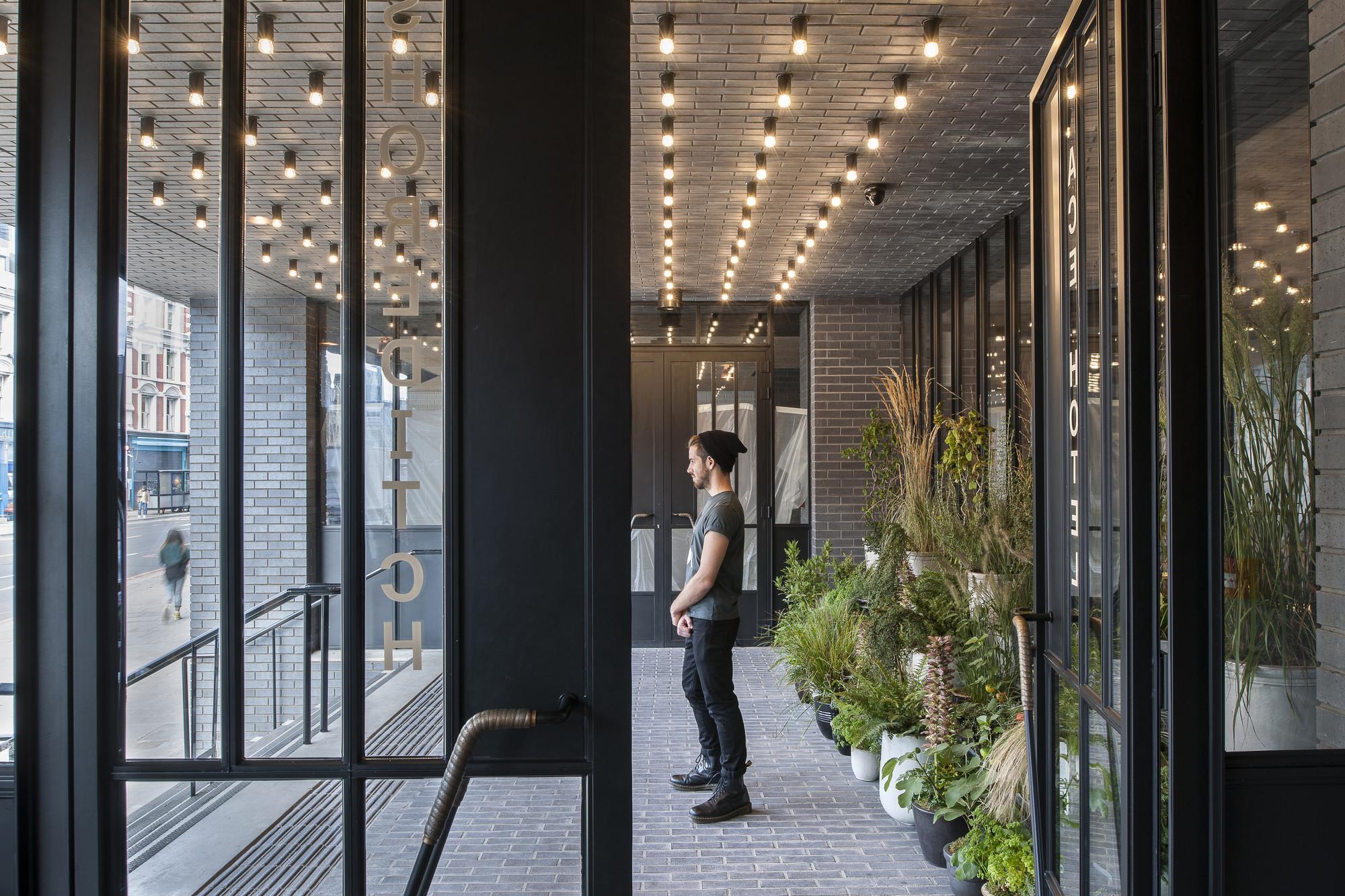 Gallery of ace hotel london universal design studio 4 for 5th door design studio