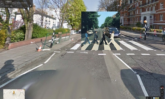 Abbey Road / The Beatles. 1969 - Westminster Council en Londres. Image © The Guardian