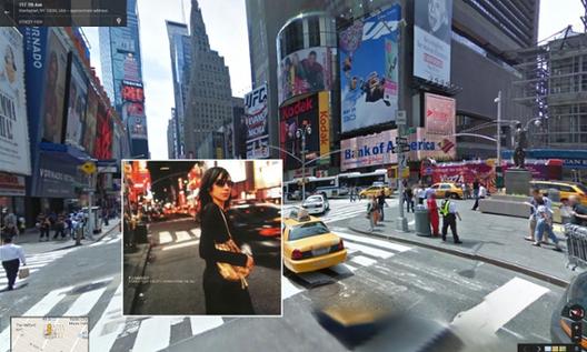 Stories from the Sea / PJ Harvey. 2000 - 7th Avenue en Nueva York. Image © The Guardian
