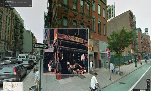 Paul's Boutique / The Beastie Boys. 1989 - Lower East Side en Nueva York. Image © The Guardian