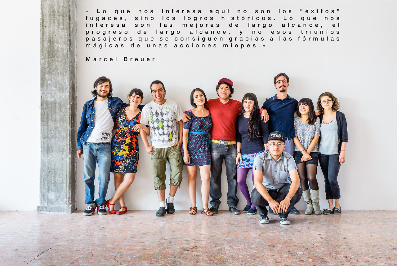 Colectivo SomosMexas. Image © SomosMexas