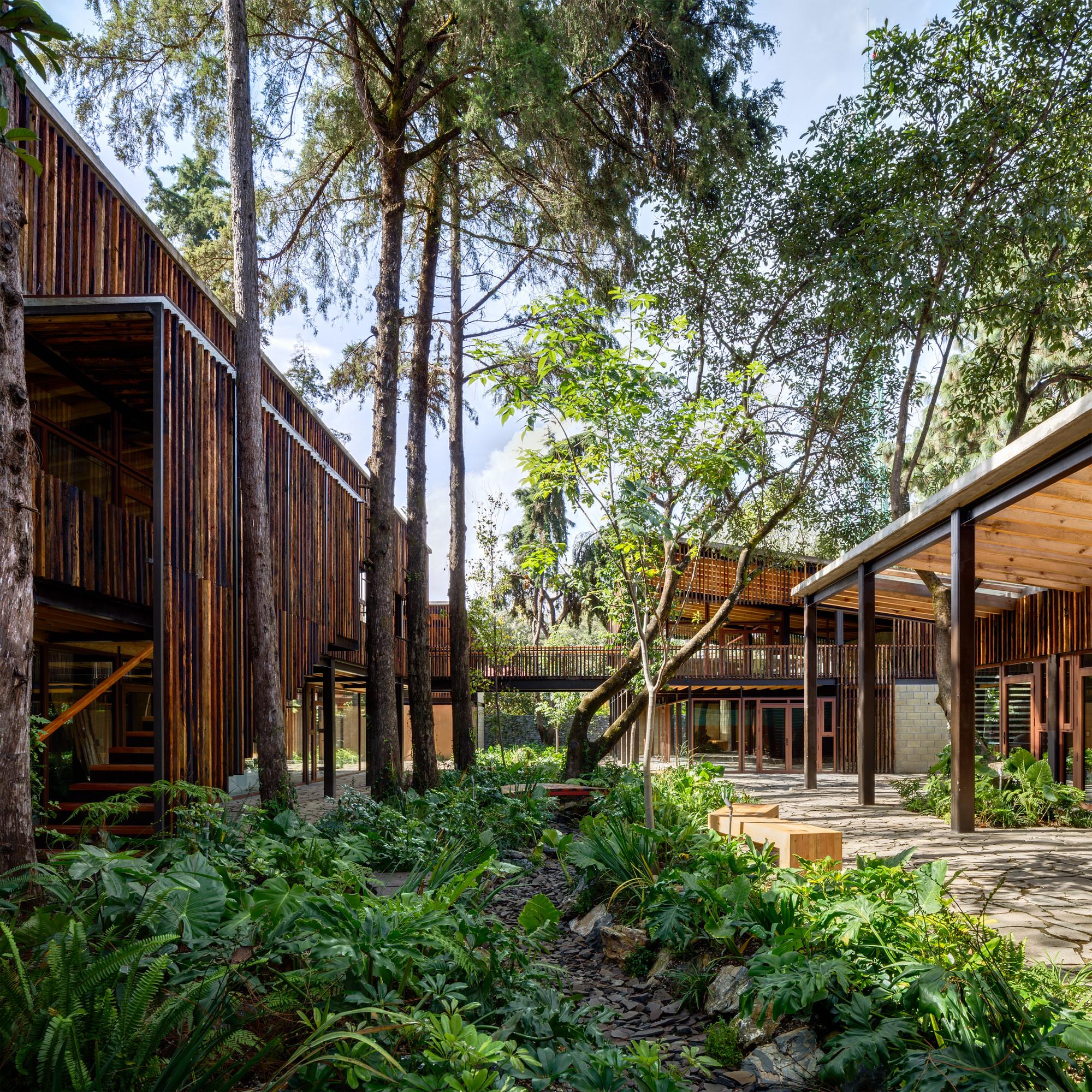 Arquitectura y Paisaje: Plaza Andaro construida con desechos ferroviarios por CANO | VERA Arquitectura, © Rafael Gamo