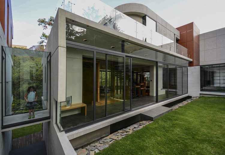 Casa Bosque / Materia Arquitectónica, © Alberto Mora
